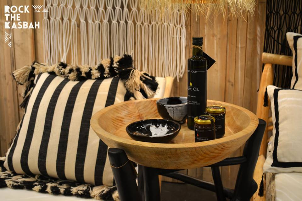 etik t food exhibits in paris at the salon maison et objets 1001 tunisie. Black Bedroom Furniture Sets. Home Design Ideas