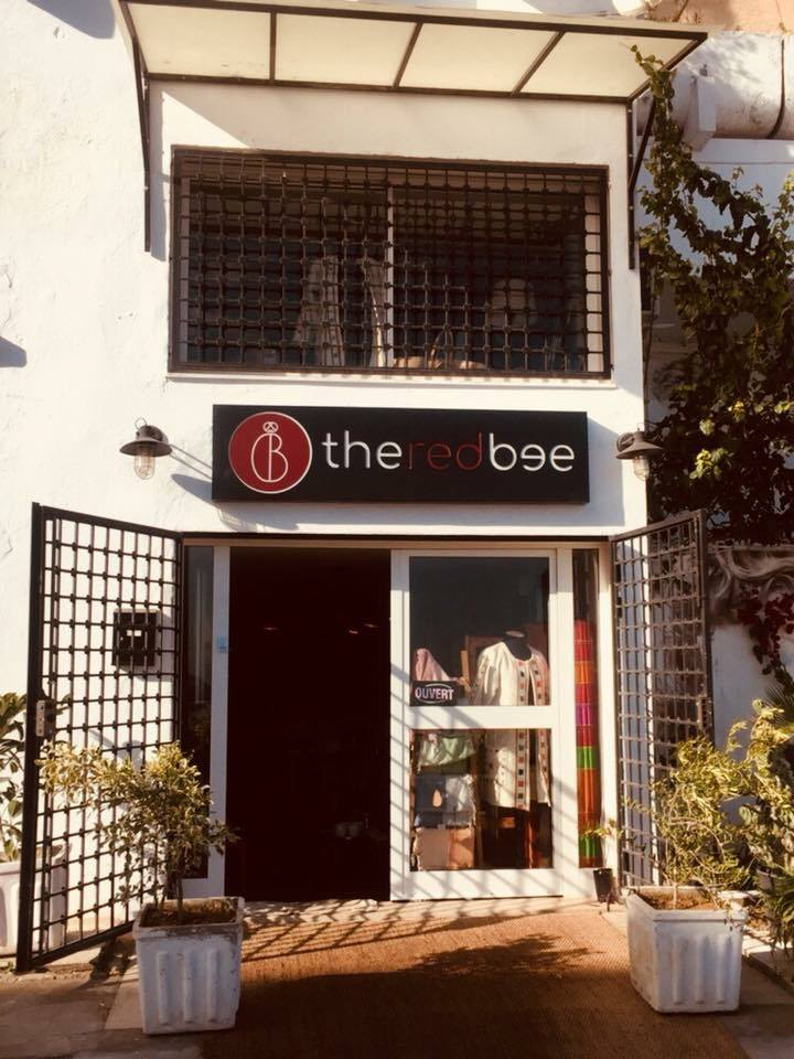 The Red Bee entry