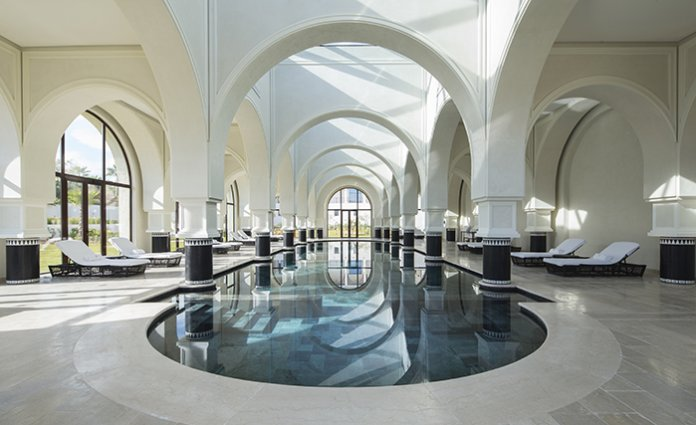 Spa Guerlain -Tunis Four Season hôtel